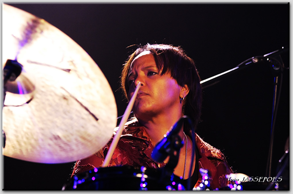 Terri Lyne Carrington © JASSEPOES