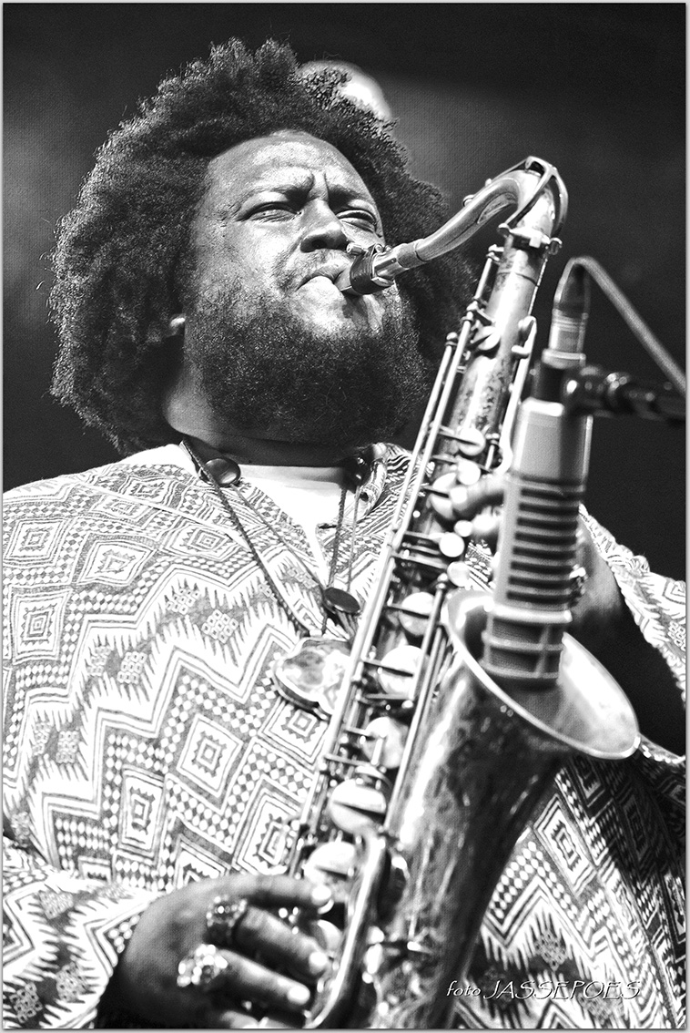 Kamasi Washington © JASSEPOES